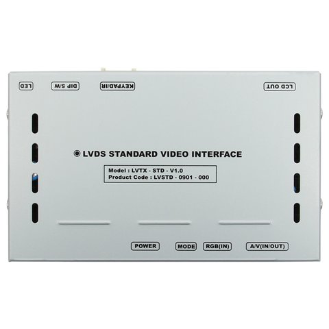 Видеоинтерфейс для Volkswagen Phaeton/ Touareg (RNS 810 / RCD 810) Превью 2
