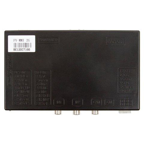 Видеоинтерфейс для Audi A6, A8, Q7 MMI 2G Прев'ю 2