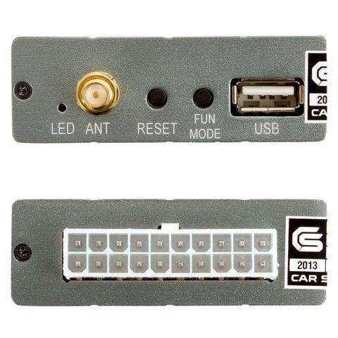 Автомобильный адаптер для дублирования экрана Smartphone/iPhone (RGBs-выход) Превью 1