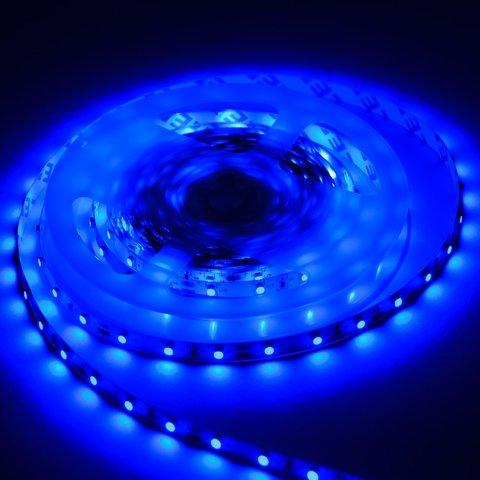 Світлодіодна стрічка SMD3528 (синя, 300 світлодіодів, 12 В DC, 5 м, IP65) Прев'ю 2