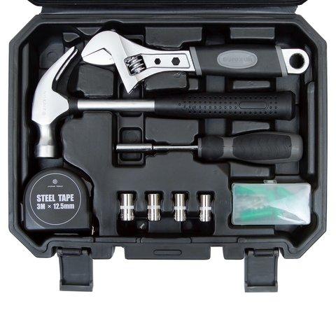 Набір інструментів Xiaomi Jiuxun Tools Toolbox Pro для дому (60 шт.) Прев'ю 3