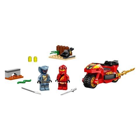 Конструктор LEGO NINJAGO Мотоцикл с мечами Кая 71734 Превью 1