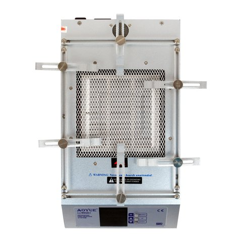 Infrared Preheater AOYUE Int 853A+ Preview 4
