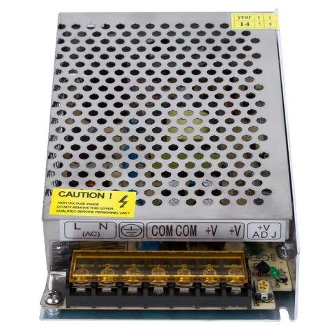 Fuente de alimentación para tiras LED de 12 V, 6.5 A (80 W), 110-220 V - Vista prévia 2