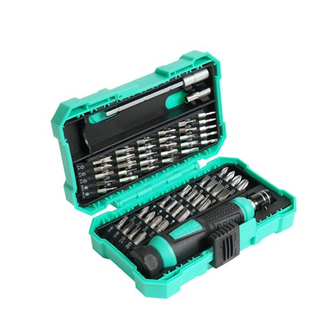 Screwdriver with Bit Set Pro'sKit SD-9857M Preview 2
