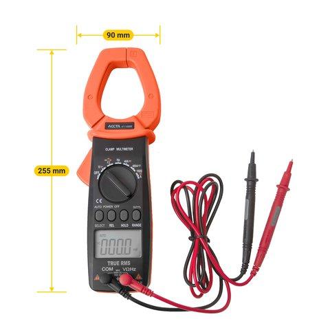 Digital Clamp Meter Accta AT-1000E Preview 1