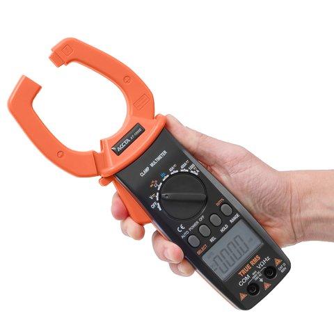Digital Clamp Meter Accta AT-1000E Preview 4